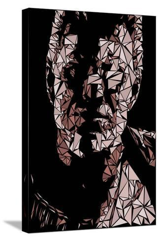 Sin-Cristian Mielu-Stretched Canvas Print