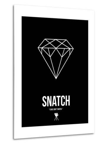 I Said: Don't Snatch-David Brodsky-Metal Print