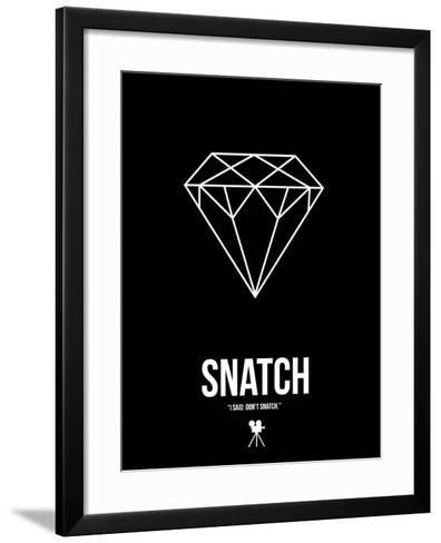 I Said: Don't Snatch-David Brodsky-Framed Art Print