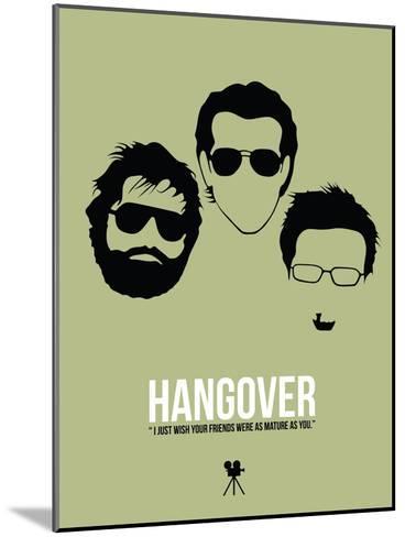 Hangover-David Brodsky-Mounted Art Print
