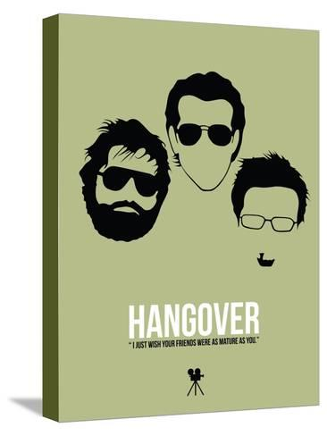Hangover-David Brodsky-Stretched Canvas Print
