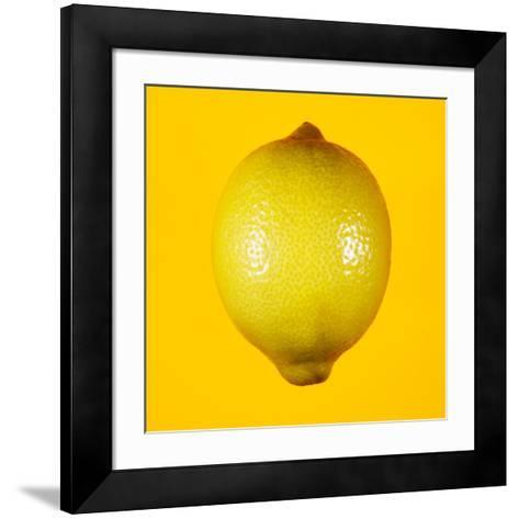 Lemon-Mark Sykes-Framed Art Print