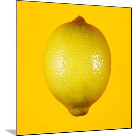 Lemon-Mark Sykes-Mounted Photographic Print