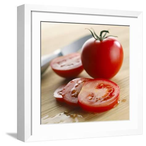 Tomatoes-Mark Sykes-Framed Art Print