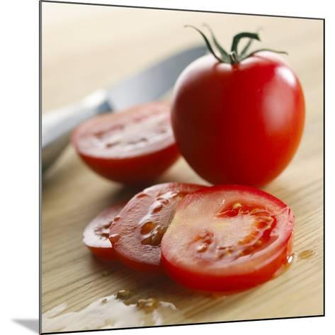 Tomatoes-Mark Sykes-Mounted Photographic Print