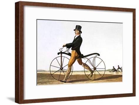 Pedestrian Hobby Horse-Sheila Terry-Framed Art Print