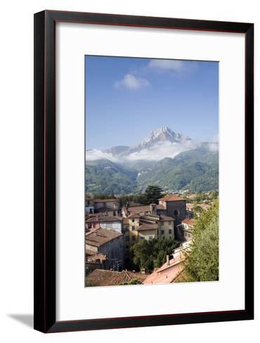 Barga, Italy-Sheila Terry-Framed Art Print