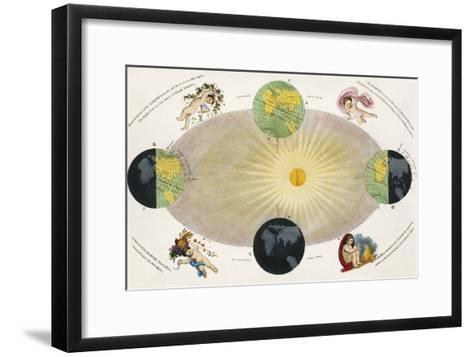 The Earth's Seasons-Sheila Terry-Framed Art Print
