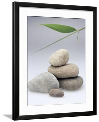 Pile of Stones-Sheila Terry-Framed Art Print