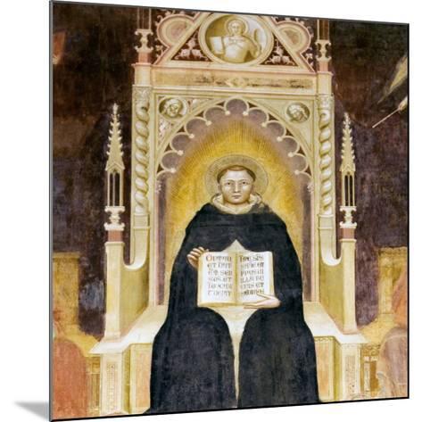 Thomas Aquinas, Italian Priest-Sheila Terry-Mounted Photographic Print