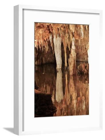 Meramec Caverns, USA-Michael Szoenyi-Framed Art Print