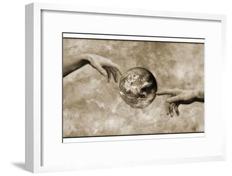 Earth's Creation-Detlev Van Ravenswaay-Framed Art Print