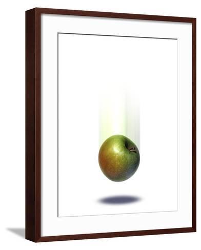 Gravity, Conceptual Artwork-Detlev Van Ravenswaay-Framed Art Print