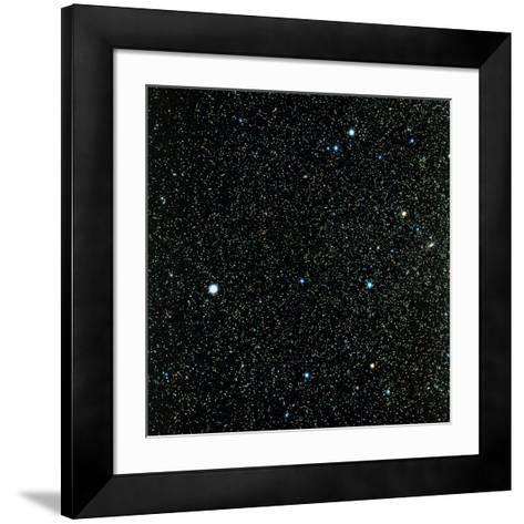 Pegasus Constellation--Framed Art Print