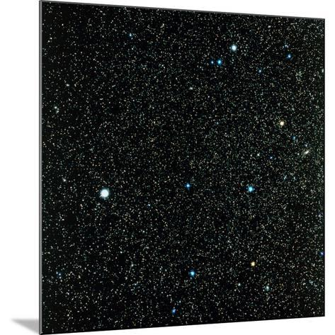 Pegasus Constellation--Mounted Photographic Print