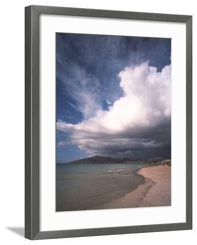 Storm Clouds-Michael Marten-Framed Art Print