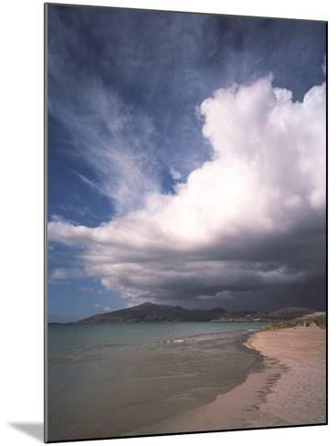 Storm Clouds-Michael Marten-Mounted Photographic Print