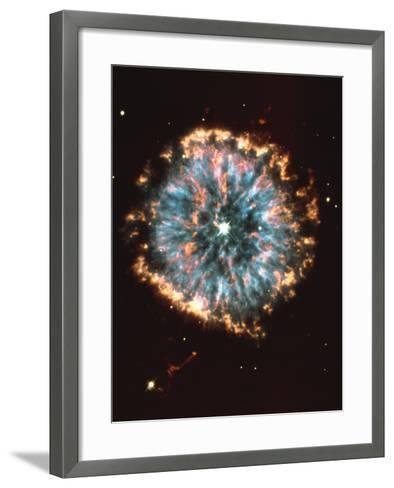 Planetary Nebula--Framed Art Print