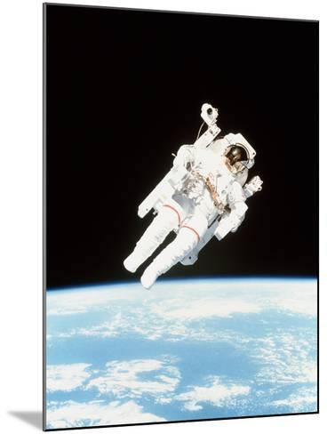 Spacewalk--Mounted Photographic Print