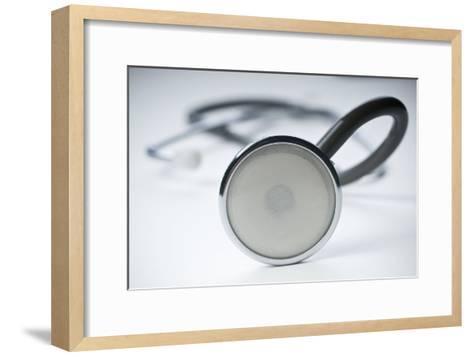 Stethoscope-Arno Massee-Framed Art Print