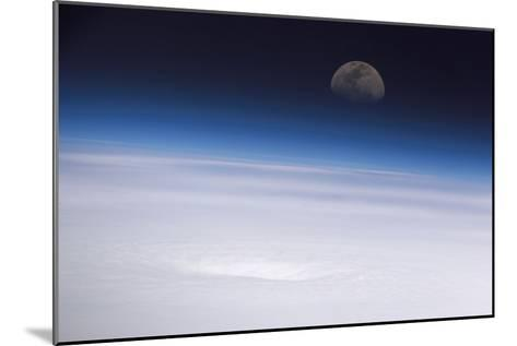 Hurricane Emily, ISS Image--Mounted Photographic Print