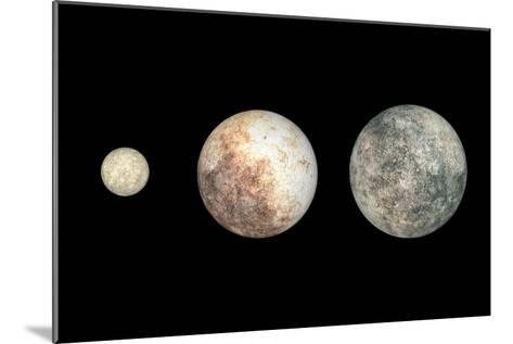Dwarf Planets-Walter Myers-Mounted Photographic Print