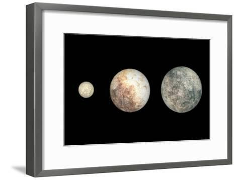 Dwarf Planets-Walter Myers-Framed Art Print