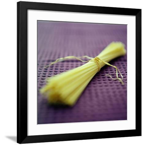 Spaghetti-David Munns-Framed Art Print