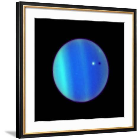 Uranus And Ariel--Framed Art Print