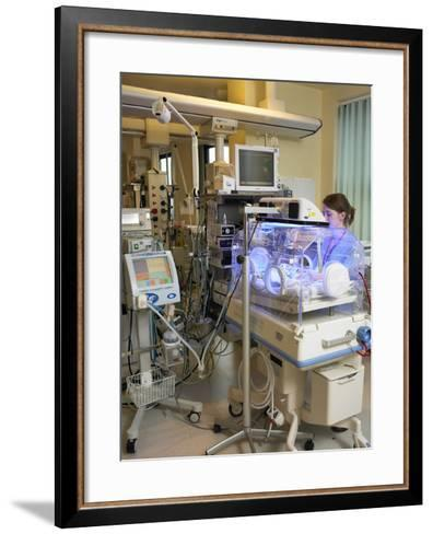Phototherapy-Tony McConnell-Framed Art Print