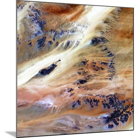 Sahara Desert, Chad--Mounted Photographic Print
