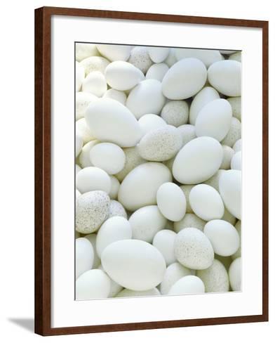 Eggs-David Munns-Framed Art Print