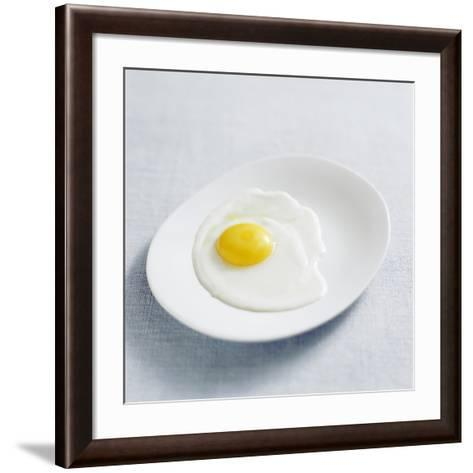 Fried Egg-David Munns-Framed Art Print