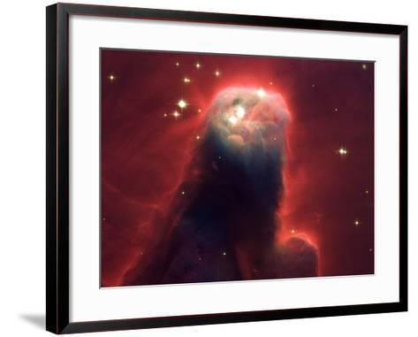 Cone Nebula NGC 2264--Framed Art Print