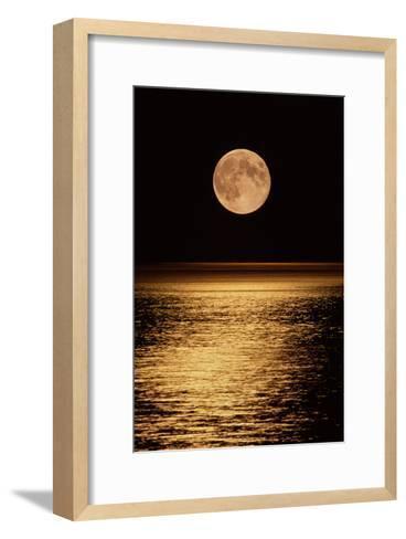 Moonrise-David Nunuk-Framed Art Print