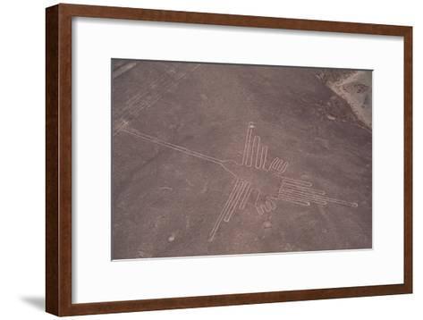 Nazca Lines-David Nunuk-Framed Art Print