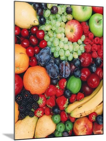 Fresh Fruit-David Parker-Mounted Photographic Print