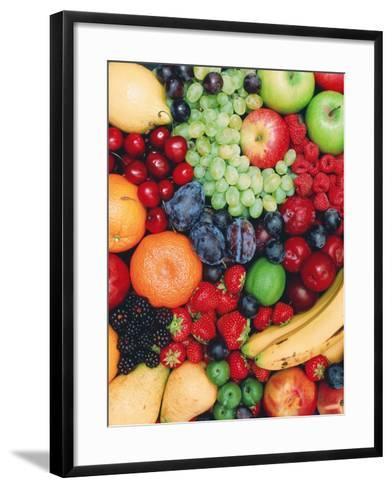 Fresh Fruit-David Parker-Framed Art Print