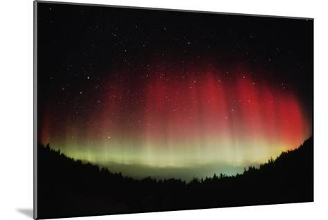 Aurora Borealis-Pekka Parviainen-Mounted Photographic Print