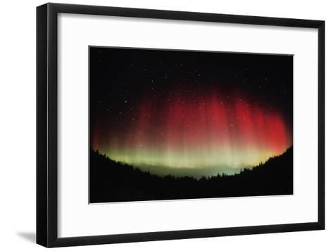 Aurora Borealis-Pekka Parviainen-Framed Art Print