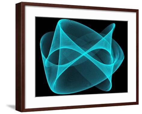 Mathematical Model-PASIEKA-Framed Art Print