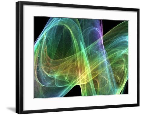 Strange Attractor, Artwork-PASIEKA-Framed Art Print
