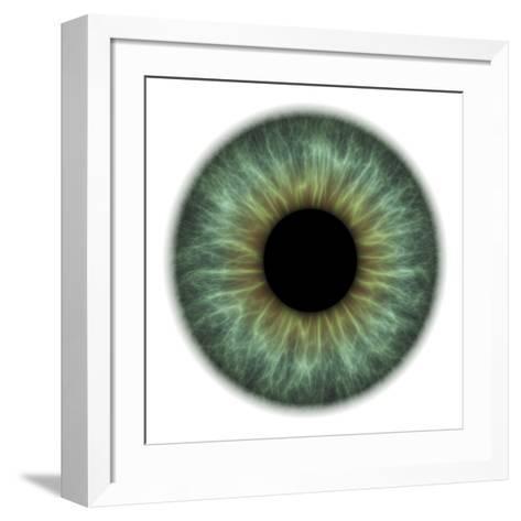 Eye-PASIEKA-Framed Art Print