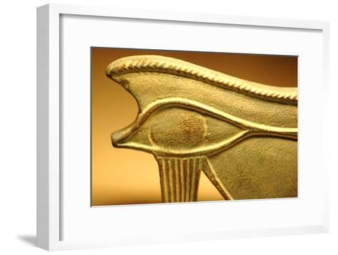 Eye of Osiris-PASIEKA-Framed Art Print