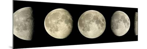 Phases of the Moon-Pekka Parviainen-Mounted Photographic Print