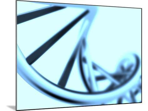 DNA Helix-PASIEKA-Mounted Photographic Print