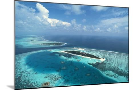 Coral Islands-Alexis Rosenfeld-Mounted Photographic Print
