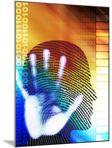 Forensic Science-PASIEKA-Mounted Photographic Print