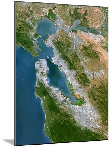 San Francisco-PLANETOBSERVER-Mounted Photographic Print