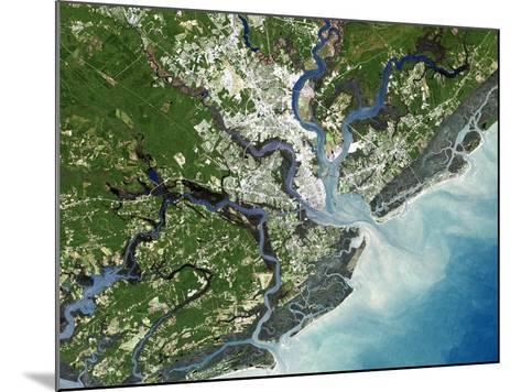 Charleston, South Carolina, USA-PLANETOBSERVER-Mounted Photographic Print